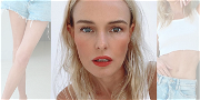 Kate Bosworth Serves Some Serious Body In Leggy At-Home Photoshoot