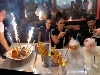 Ronnie Ortiz-Magro and Baby Mama Jen Harley Celebrate Her Birthday as if Nothing Is Wrong