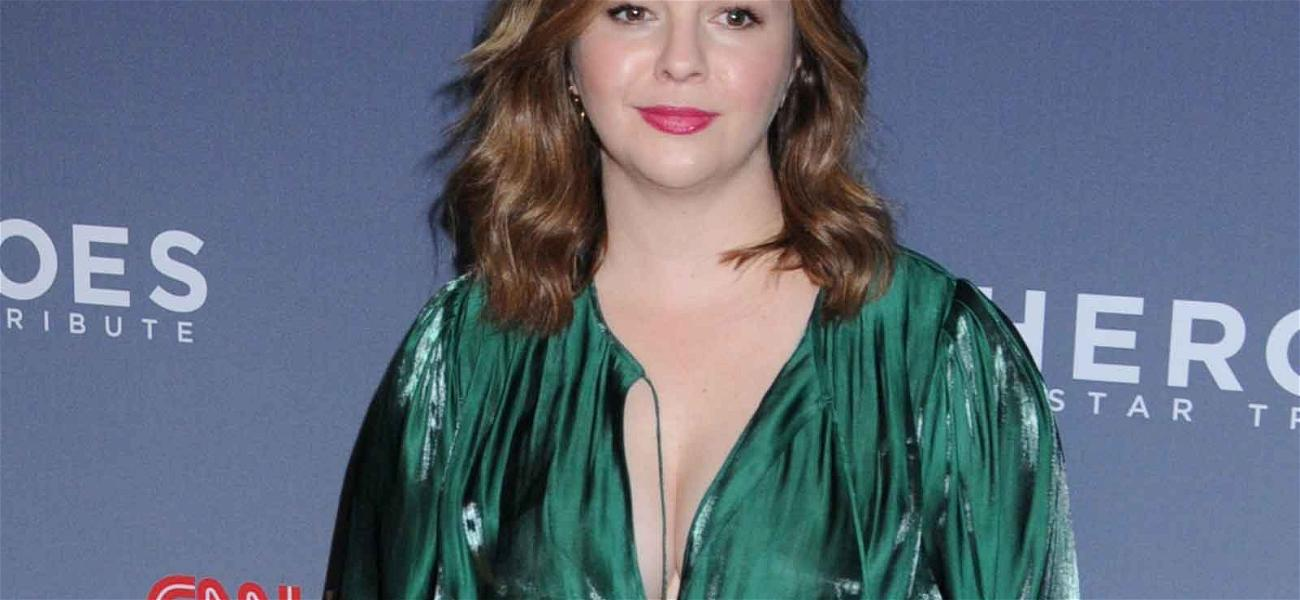 Amber Tamblyn 'Very Shaken' After a Guy in a Van Tried to Hit Her and Her Daughter