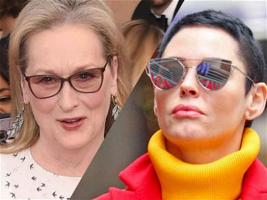 Meryl Streep Responds to Rose McGowan Criticism: 'I Didn't Know'