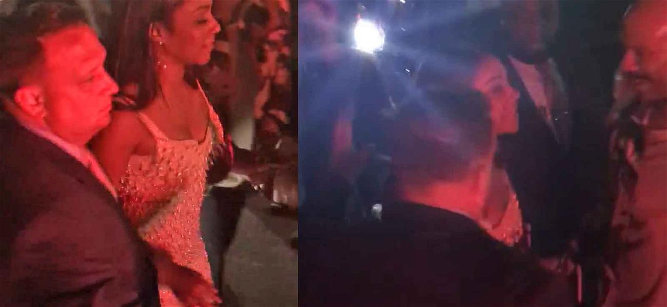 Common and Tiffany Haddish Spark Dating Rumors After Leaving Late Night Party Together