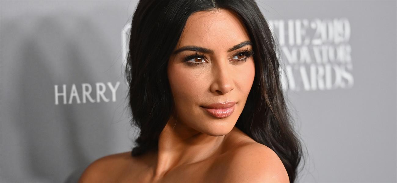 Kim Kardashian West Addresses Rumors About Her Butt Being Fake