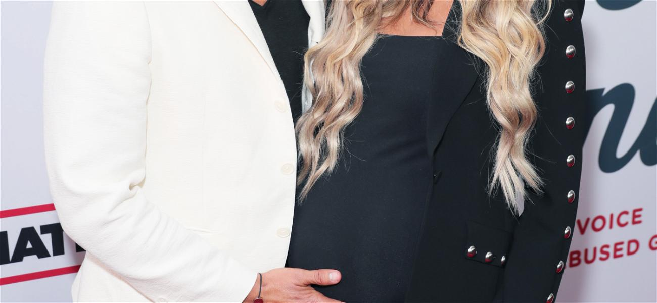 'RHOBH' Star Teddi Mellencamp Gives Fans A Look At Her Baby Girl, Says She Has 'Daddy's Lips'