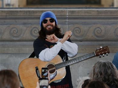 Jared Leto's Friend Worried Obsessed Fan Is a Danger, Seeks Restraining Order