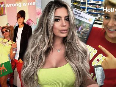 Brielle Biermann Shows Her Glow-Up is Real During Pic Trip Down Memory Lane