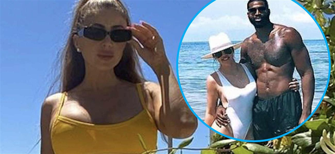 Larsa Pippen Flaunts A Little 'Extra' After Khloé Kardashian Takes Tristan Thompson Back