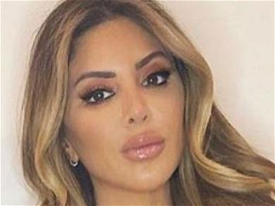 Larsa Pippen Hits 0-100 With Snappy Ferrari Outfit