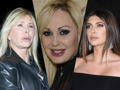 Former Miss Yugoslavia Claims Brittny and Lisa Gastineau Are the Drunken Neighbors From Hell