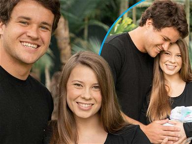 Too Cute! Bindi Irwin Shares Photos Of Daughter Grace Warrior One Week After Birth!
