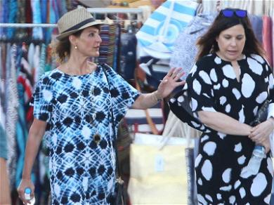 Nia Vardalos Takes a Big Fat Single Greek Vacation During Divorce