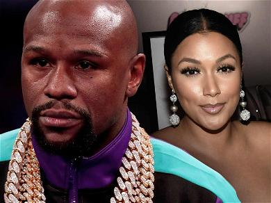 Floyd Mayweather's Ex-Girlfriend Shantel Jackson Accuses Him of Stealing $3 Million in Jewelry