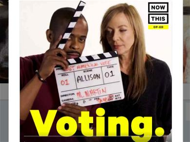The Cast of 'The West Wing' Just Reunited to Get You to Vote