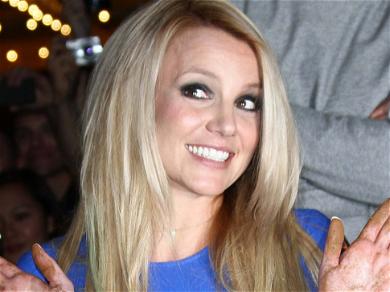 Britney Spears' Instagram Turns Evil With 'Wicked Vampire'