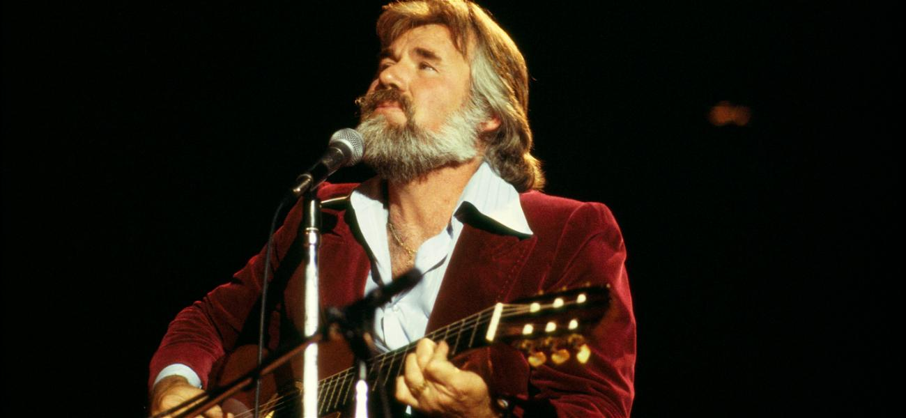 The Sad Story Behind Kenny Rogers' First Marriage