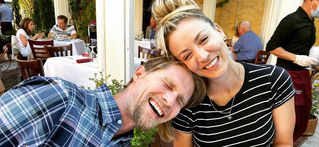 Kaley Cuoco Celebrates Husband Karl Cook's Big Win at Horse Competition!