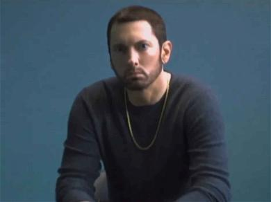 Eminem Trolled Us With Mystery Woman Video … Marketing Ploy for 'River'