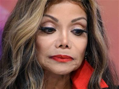 La Toya Jackson Hit with $360,000 Judgment After Blowing Off Lawsuit Over Unpaid Rent