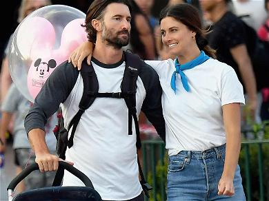 Brandon Jenner Gets Handsy With New Girlfriend One Week After Finalizing Divorce