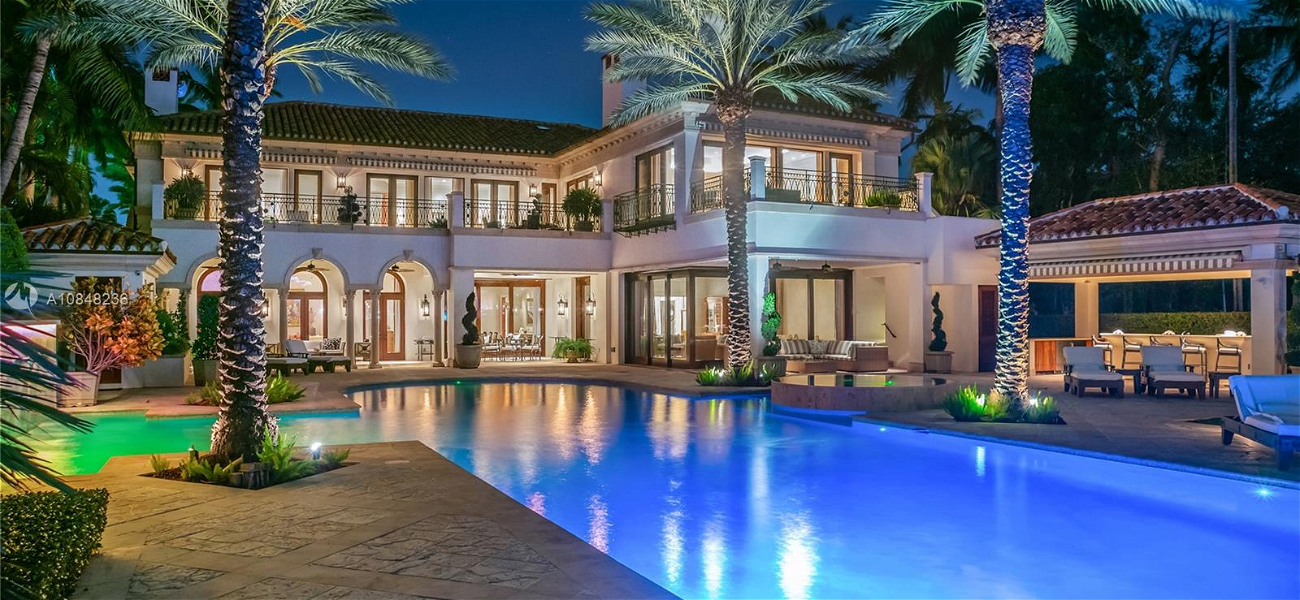 J Lo & A-Rod Buy New $40 Million Miami Home With The BIGGEST Shower You've Ever Seen!!