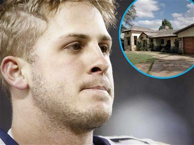 L.A. Rams QB Jared Goff Drops $4 Million to Buy Mansion in the Kardashian's Neighborhood