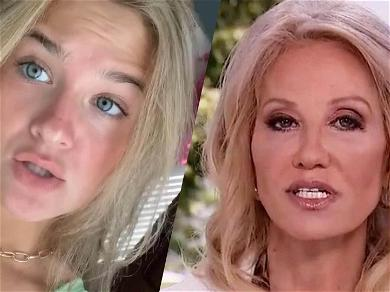 Kellyanne Conway's 15-Year-Old Daughter Claudia Trashes President Trump On TikTok