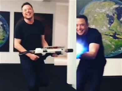 Elon Musk Is Selling Flamethrowers … And They're Awesome
