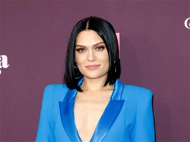 Jessie J Showcases Her Figure While Shopping In LA