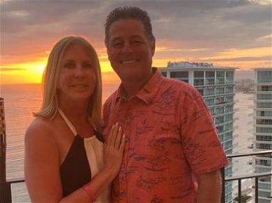 'RHOC' Alum Vicki GunvalsonTalks Steve Lodge, Plans To Getting Married