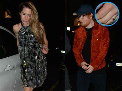 Ed Sheeran Addresses Those Wedding Ring Rumors