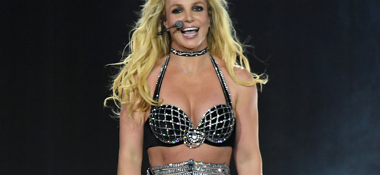 Britney Spears Shows Off Her New Brunette Hair Style, And People Have Opinions