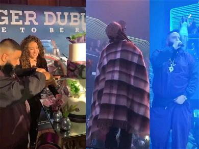 DJ Khaled's Birthday Party Brought to You By All the Sponsors