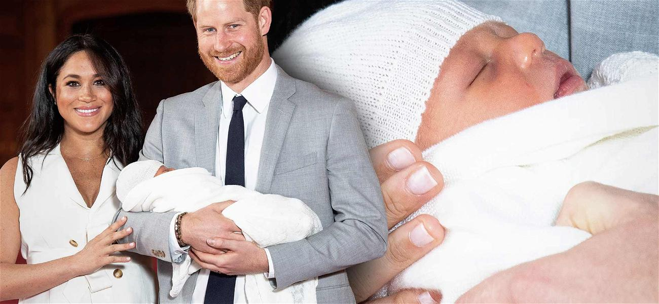 Meghan Markle & Prince Harry Debut Baby Sussex to the Public