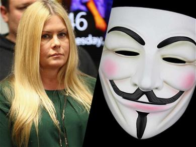 Nicole Eggert Accused of Teaming Up with 'Anonymous' Hackers to Bring Down Scott Baio