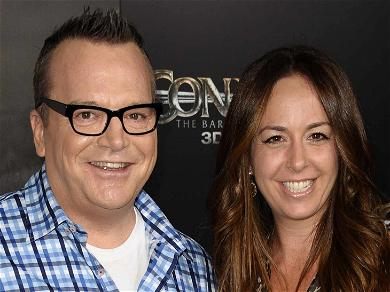 Tom Arnold Files for Divorce from Wife Ashley Groussman