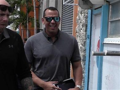 A-Rod Laughs Off Jose Canseco's Cheating Accusations