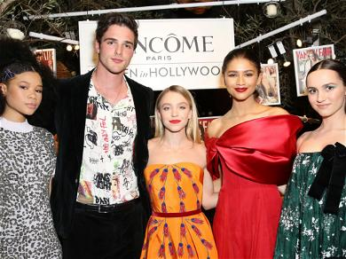 Zendaya May Be Dating Her 'Euphoria' Co-Star Jacob Elordi And Fans Are Losing Their Minds