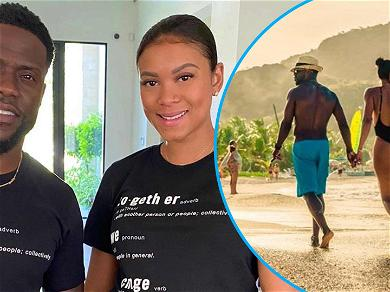 Kevin Hart's Wife Eniko Shares Sweet Message To Celebrate Their 4th Wedding Anniversary
