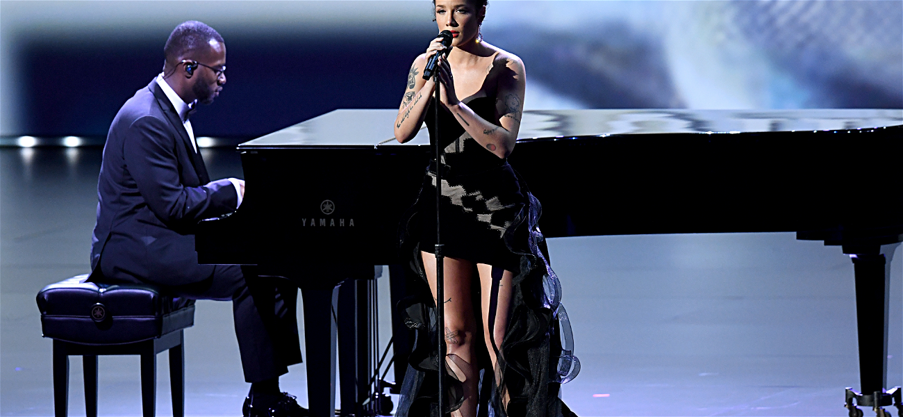 Halsey BLASTS 'The Grammys' Accuses Them Of Accepting 'Bribes' In Nominating Process