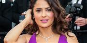 Salma Hayek Celebrates 'Good Old Days' With Glamorous Throwback