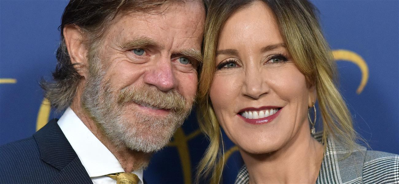 Felicity Huffman Apologizes To Husband William H. Macy After Federal Prison Sentence