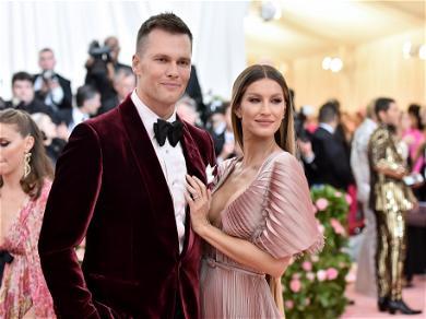 Tom Brady Tells Howard Stern — Gisele Bundchen Wasn't 'Satisfied' In Their Marriage