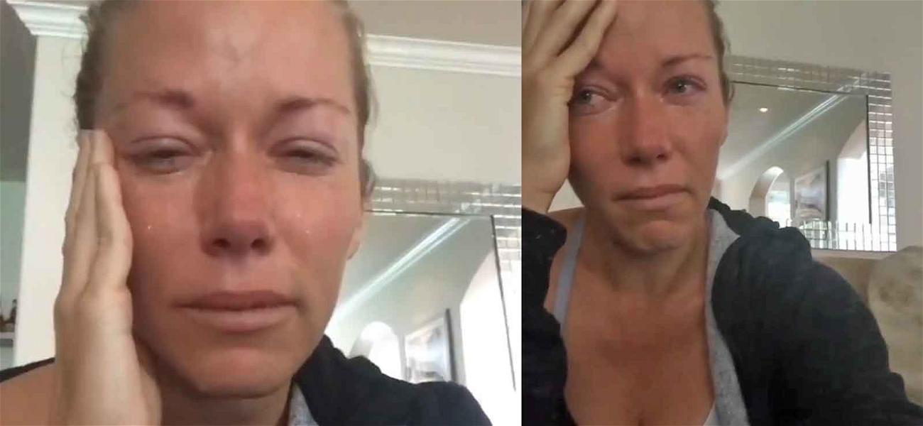 Kendra Wilkinson Breaks Down Over Hank Baskett: 'Just Not Meant to Be'