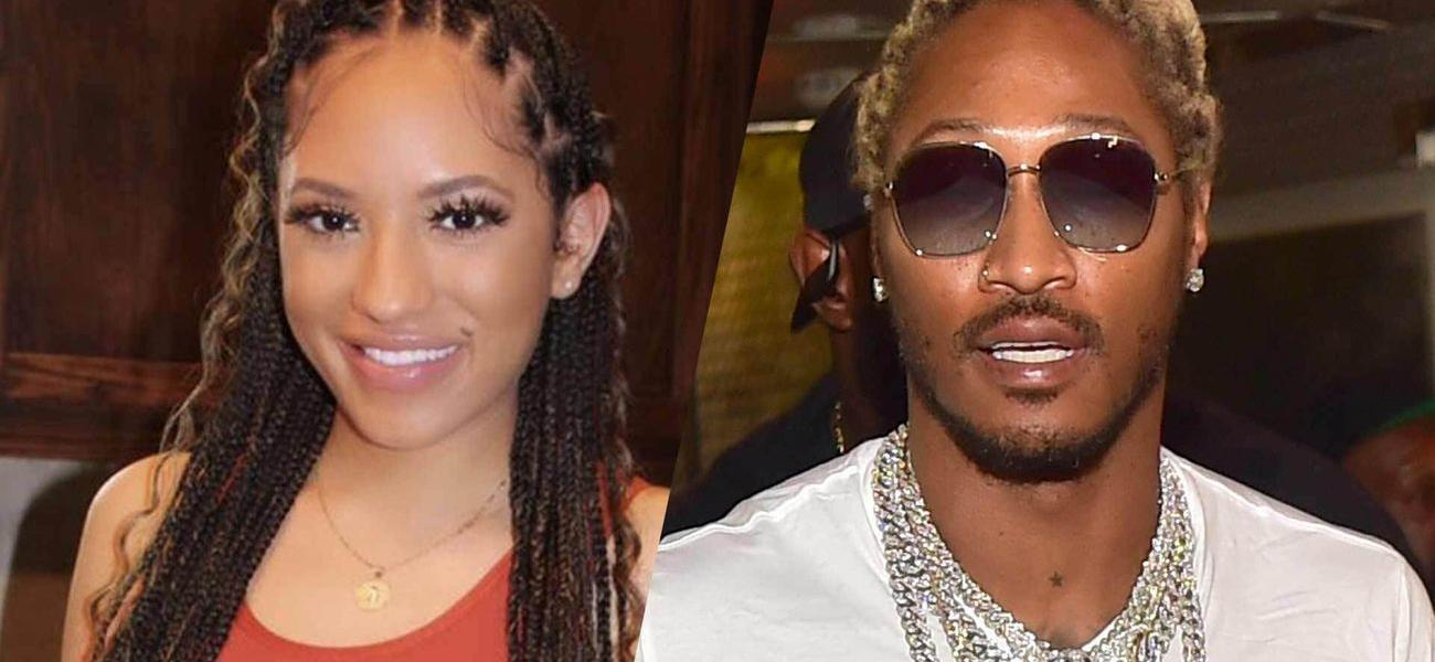 Future's Alleged Baby Mama Cindy Parker Posts Sultry Bedroom Selfie Amid Rapper's Child Support Battle