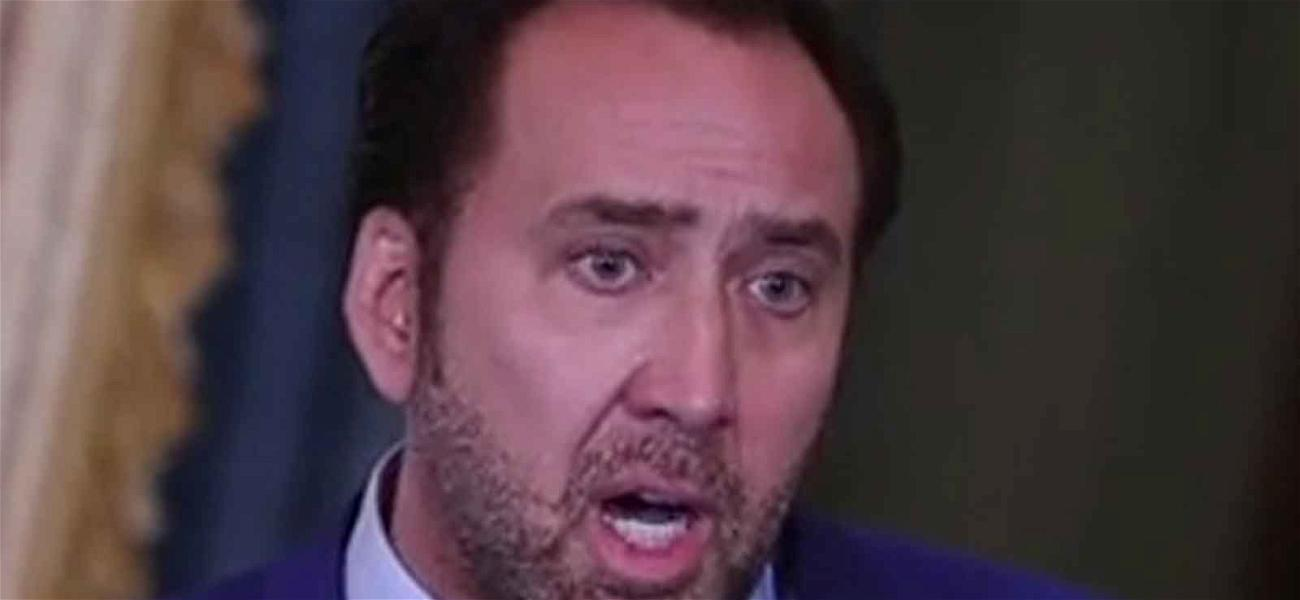 Nicolas Cage Says He Will Act for Only 'Three or Four More Years'