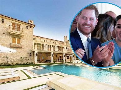 Prince Harry & Meghan Markle View $20 Million Mansion In Malibu Where Princess Diana Wanted To Live