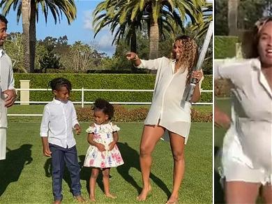 Pregnant Ciara And Russell Wilson Reveal The Gender Of Their Baby, Is It A Boy Or Girl?