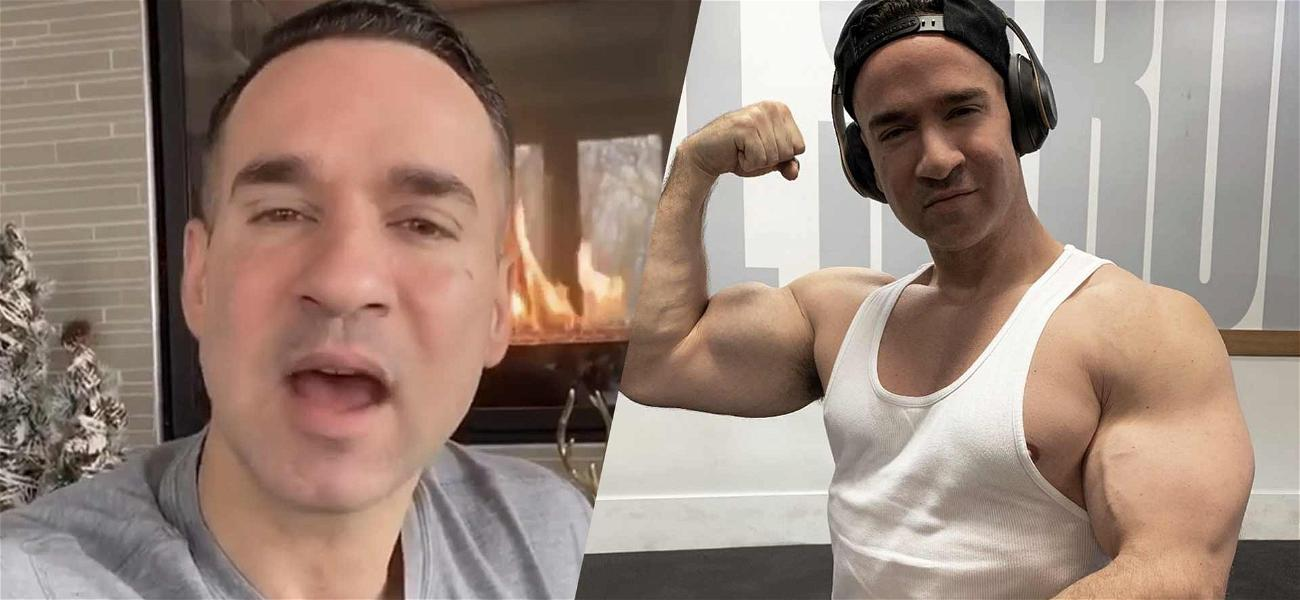 'Jersey Shore's' Snooki & Vinny Clown 'The Situation' After Cliché 2020 Motivation Post