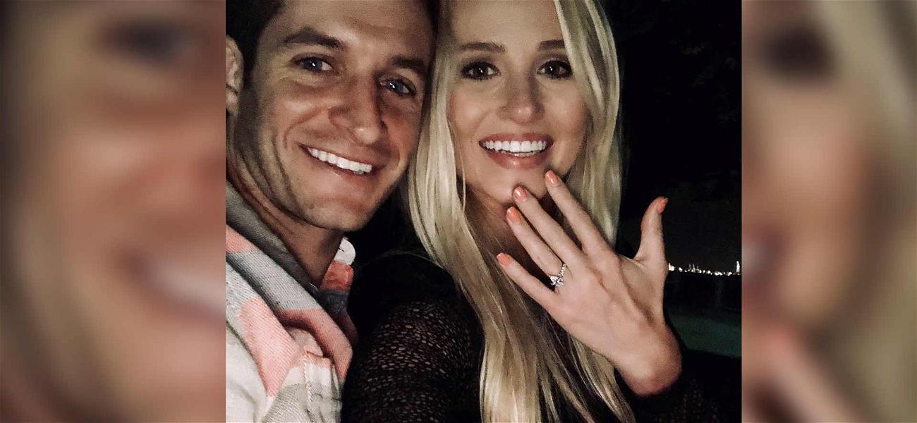Conservative Commentator Tomi Lahren Engaged to Boyfriend Brandon Fricke