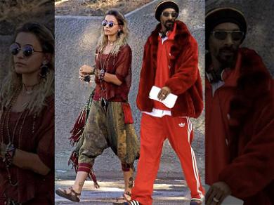 Paris Jackson May Be Obsessed With Snoop Dogg