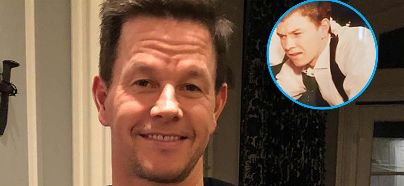 Mark Wahlberg Shares Shocking, Suited Throwback With Brothers For Father's Day